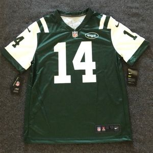 New York Jets Sam Darnold Nike Green Legend Jersey